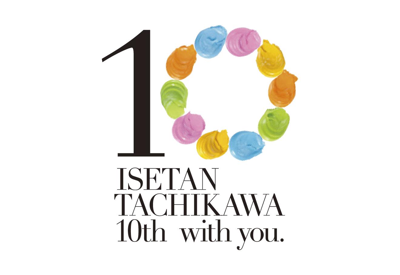 Isetan Tachikawa 10th