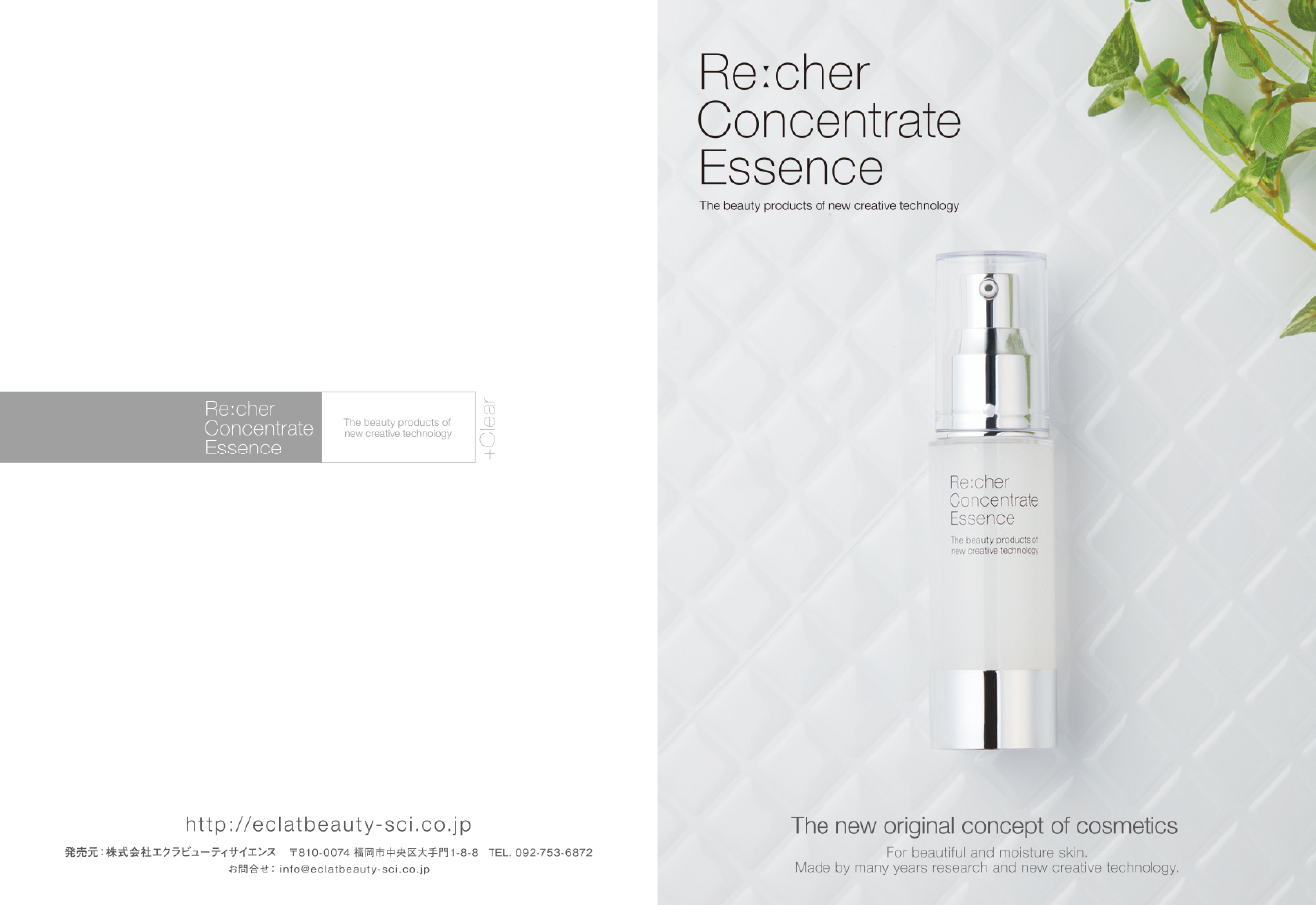 Recher Concentrate Essense